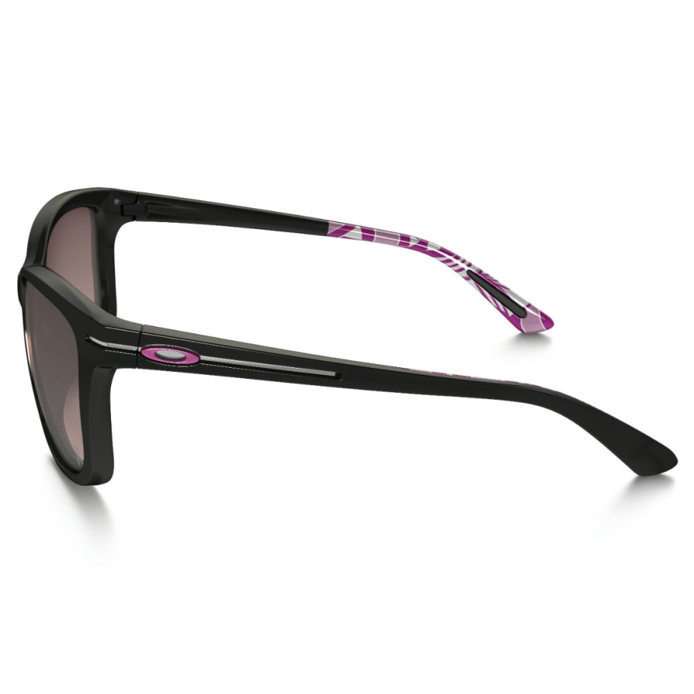 OAKLEY Women's Breast Cancer Awareness Drop In Sunglasses - BLACK