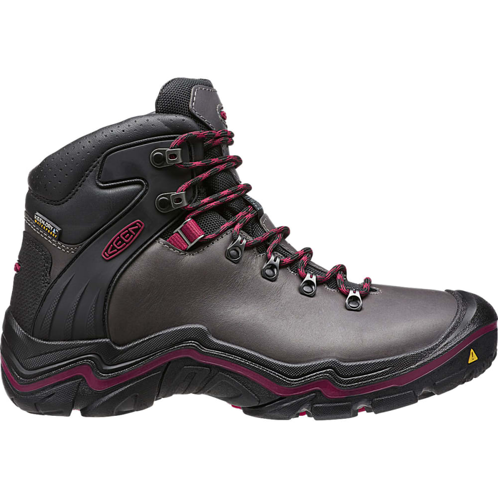 Cool KEEN Oakridge Mid Waterproof Hiking Boot - Womenu0026#39;s | Backcountry.com