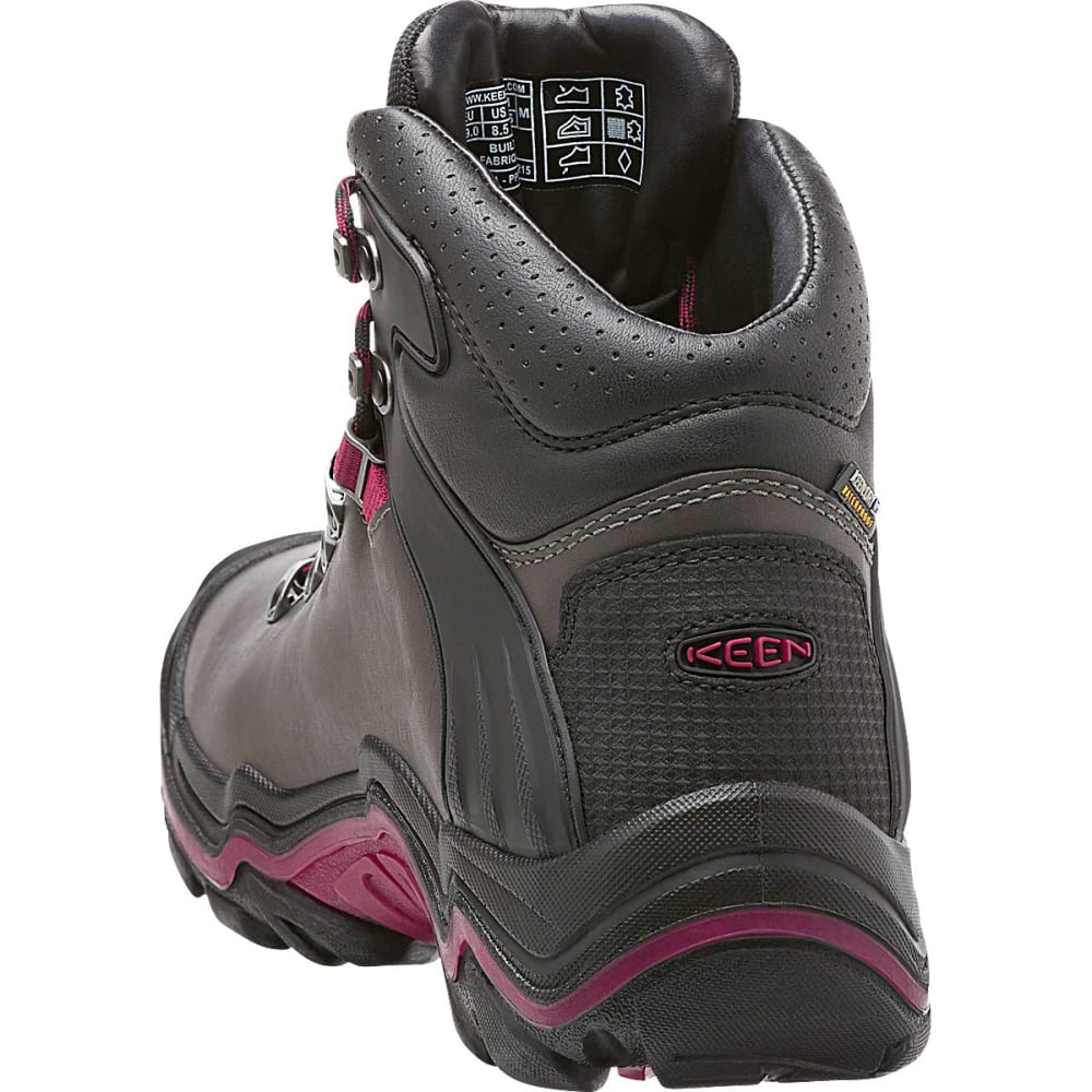 Simple KEEN Voyageur Mid Hiking Boot - Womenu0026#39;s | Backcountry.com