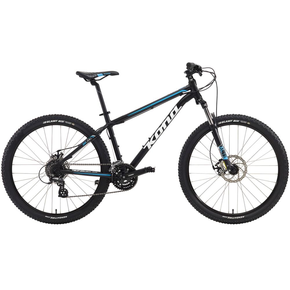 KONA Lana'I Mountain Bike - MATTE BLACK