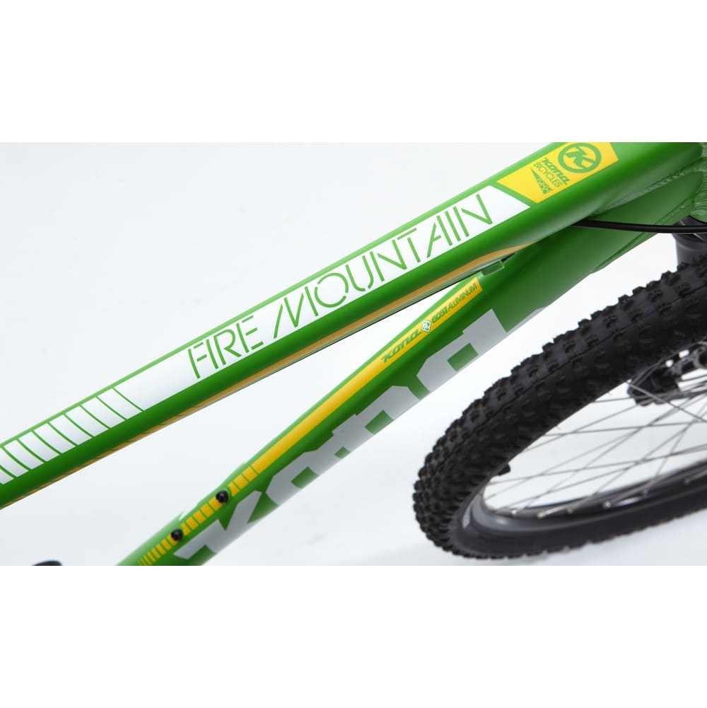 KONA Fire Mountain Bike - GREEN