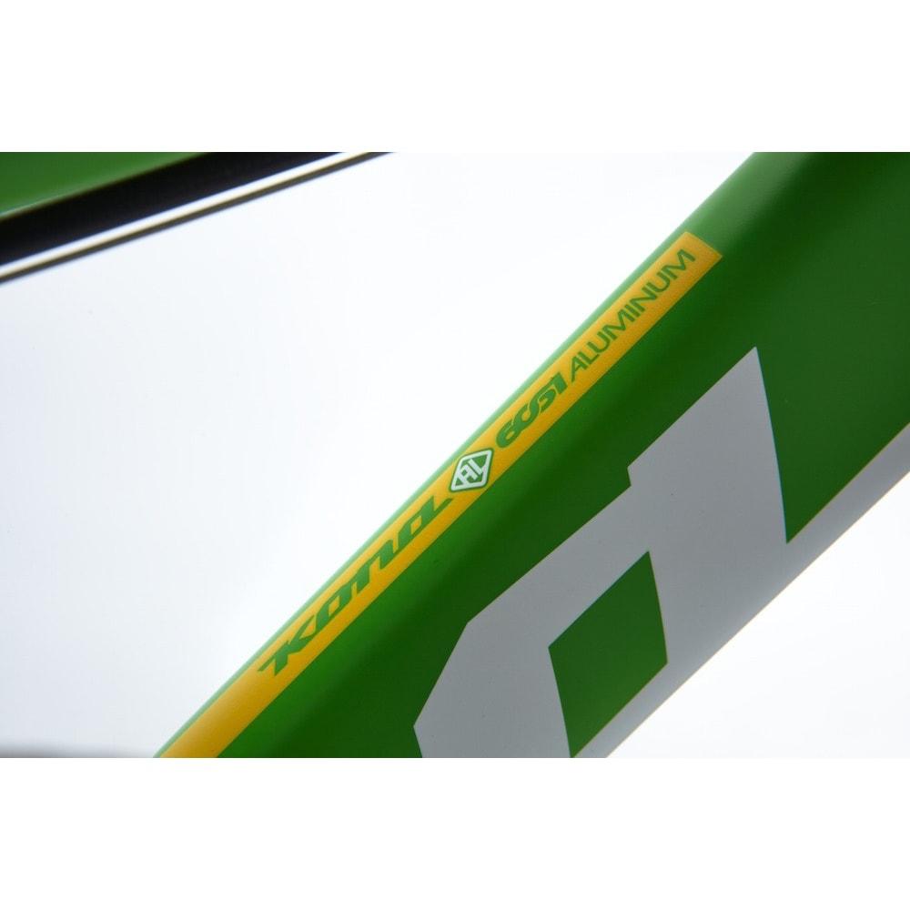 KONA Fire Mountain Bike - GREEN
