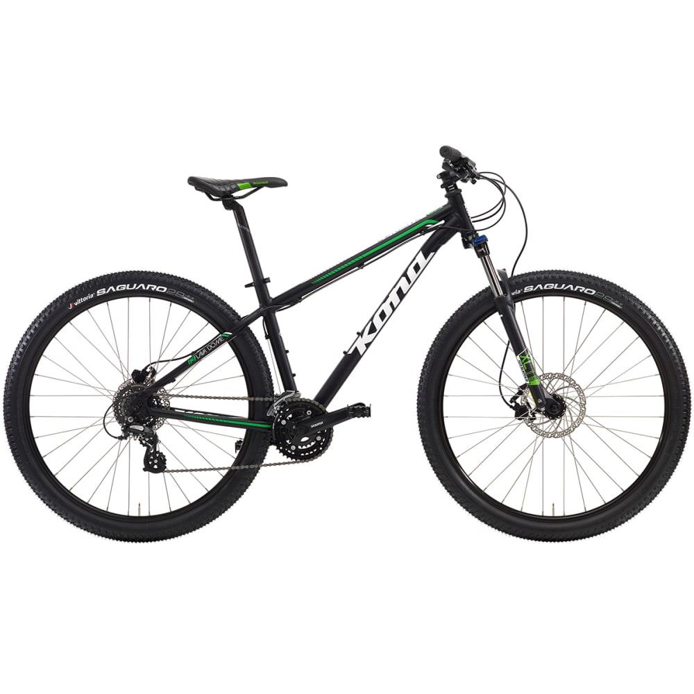 KONA Lava Dome Mountain Bike - BLACK