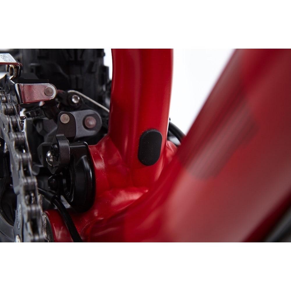 KONA Precept 120 Mountain Bike - RED
