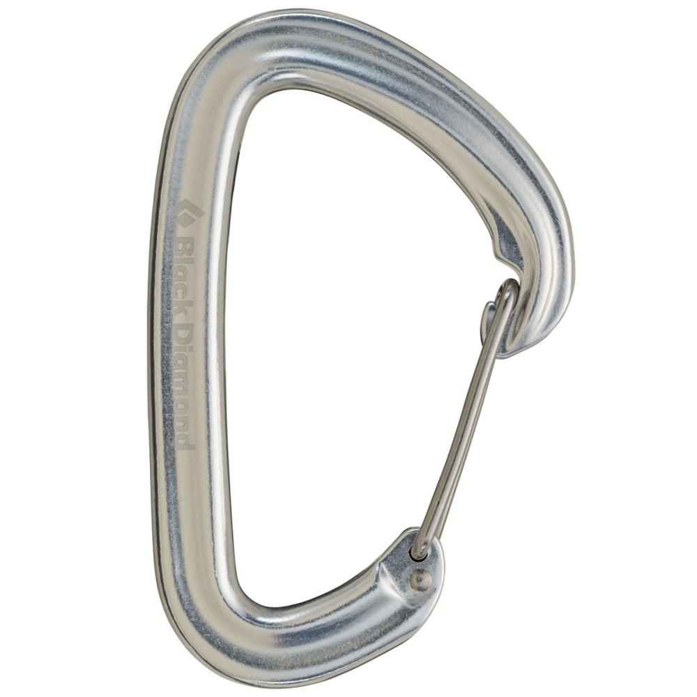 BLACK DIAMOND HotWire Carabiner - SILVER