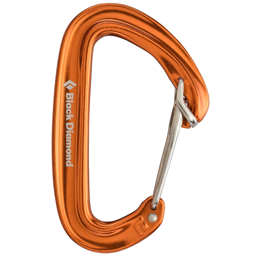 BLACK DIAMOND Oz Carabiner - ORANGE
