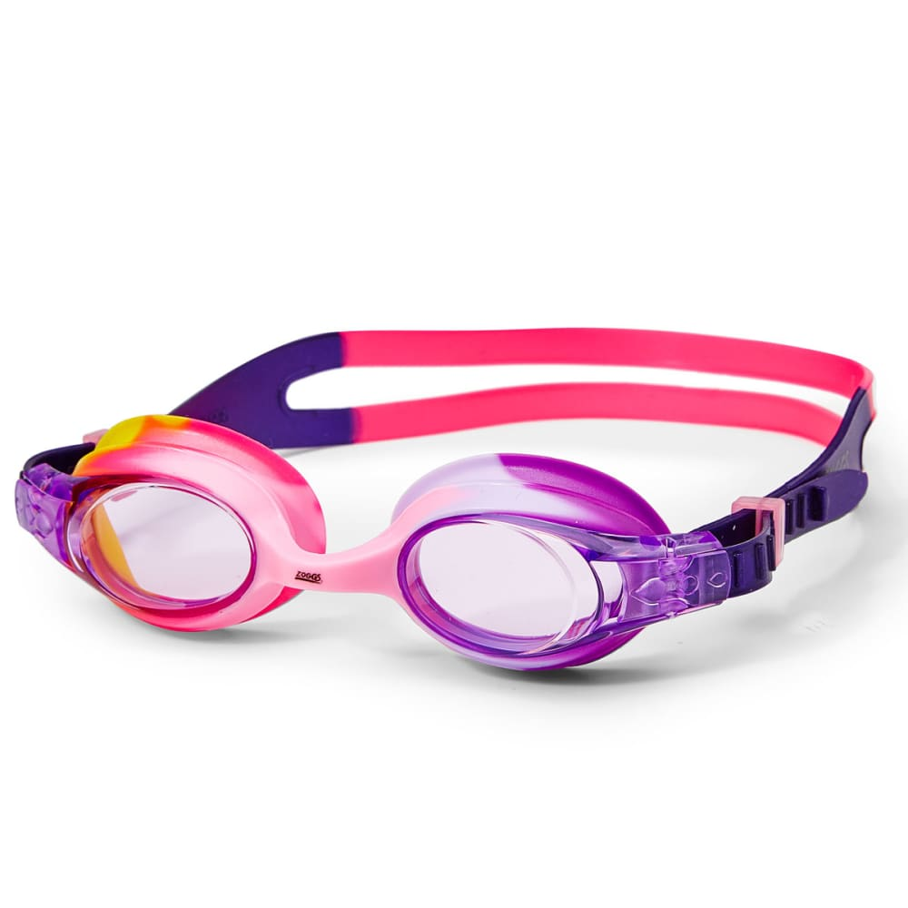 ZOGGS Kids' Splash Swim Goggles - PURPLE-PINK/PURPLE