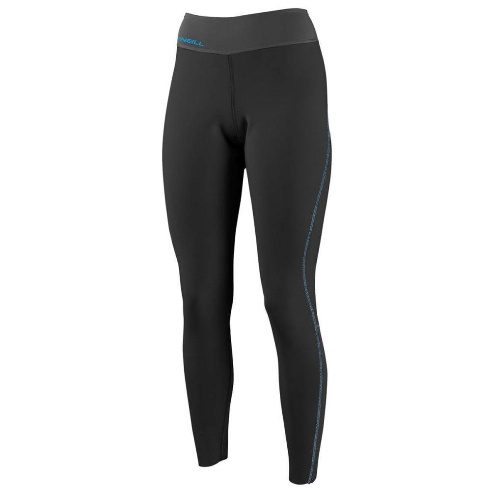 O'NEILL Women's Supertech Leggings - BLK/GRAPH/BLKSKY CQ1