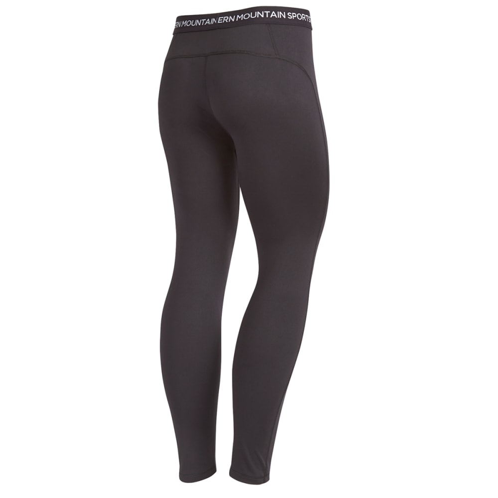 EMS® Men's Techwick® Lightweight Baselayer Tights - BLACK