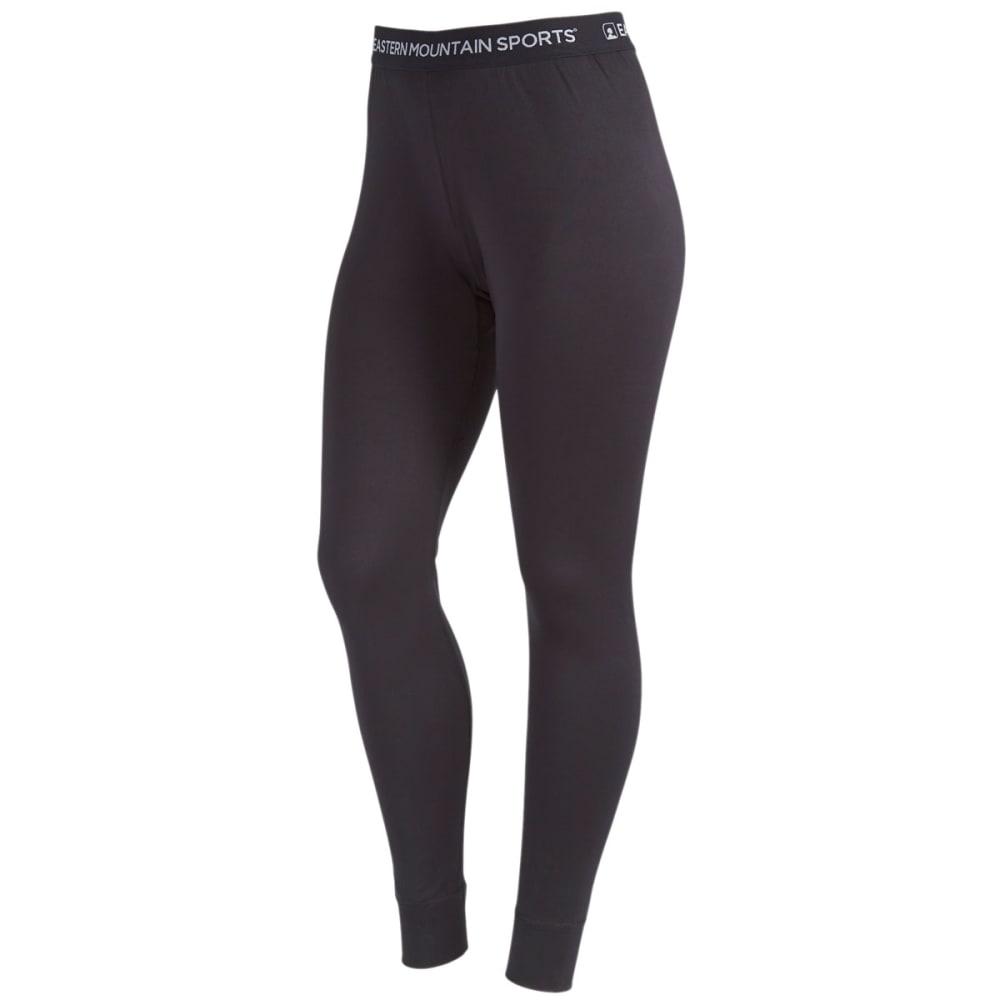 EMS® Women's Techwick® Solid Lightweight Baselayer Tights - BLACK