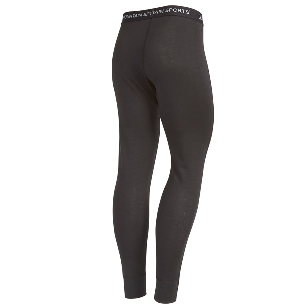 EMS Men's Techwick Midweight Base Layer Tights - BLACK