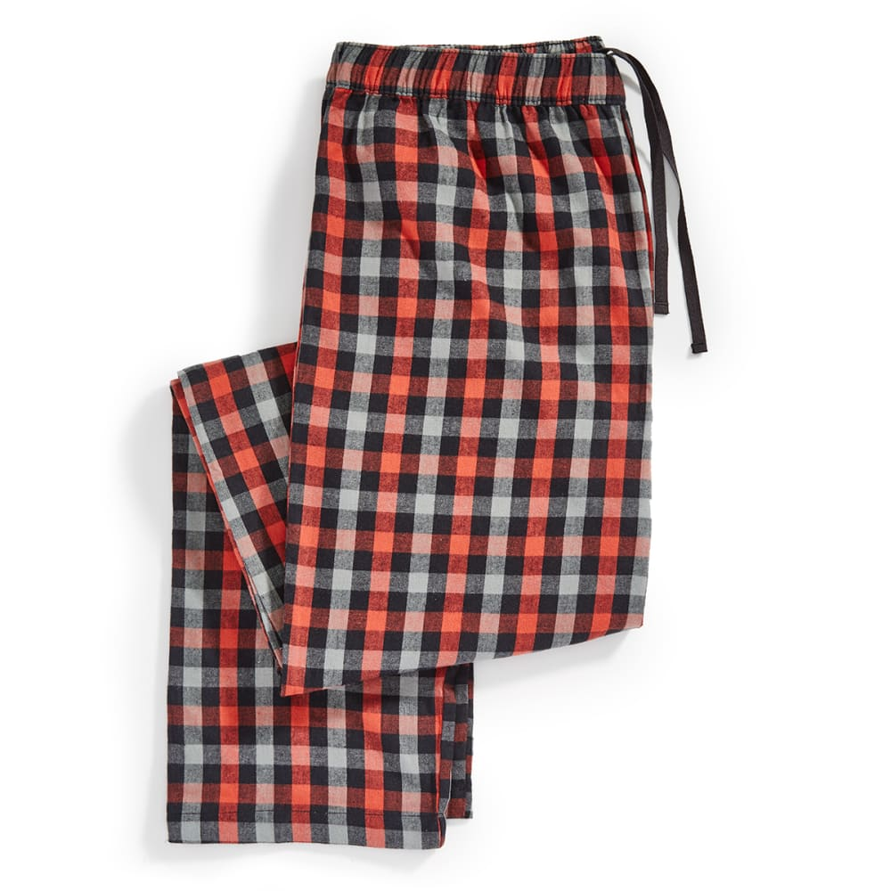 EMS® Holiday Flannel Pajama Pants - BAKED APPLE