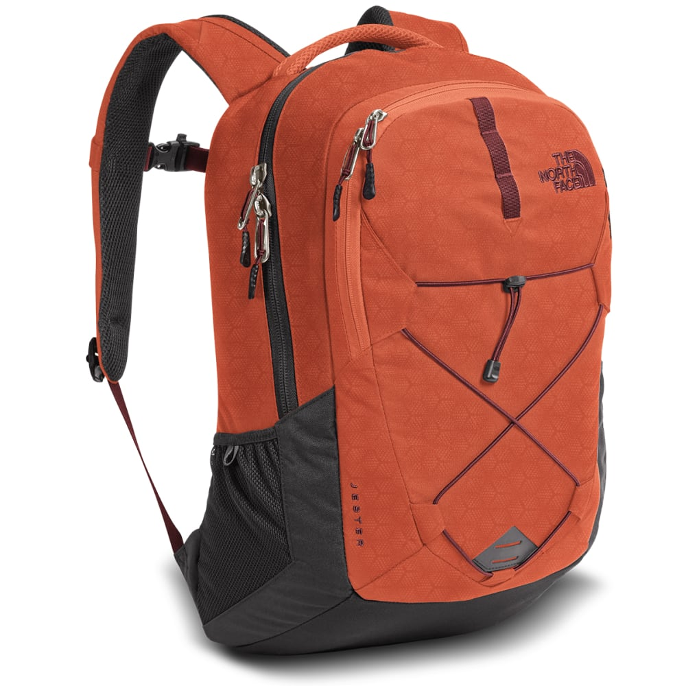 THE NORTH FACE Jester Daypack  - KETCHUP RED EMBOSS