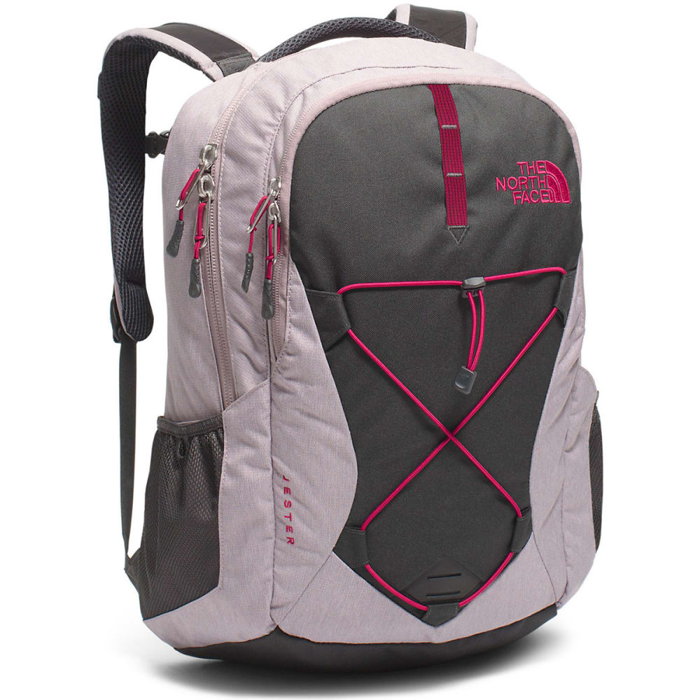 THE NORTH FACE Jester Daypack - QUAIL GREY HTR-LJH