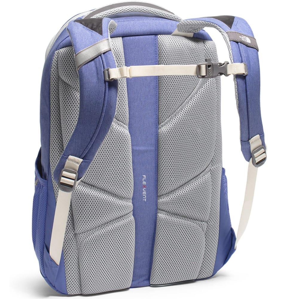 THE NORTH FACE Women's Jester Daypack - STELLAR BLUE HTR-LKR