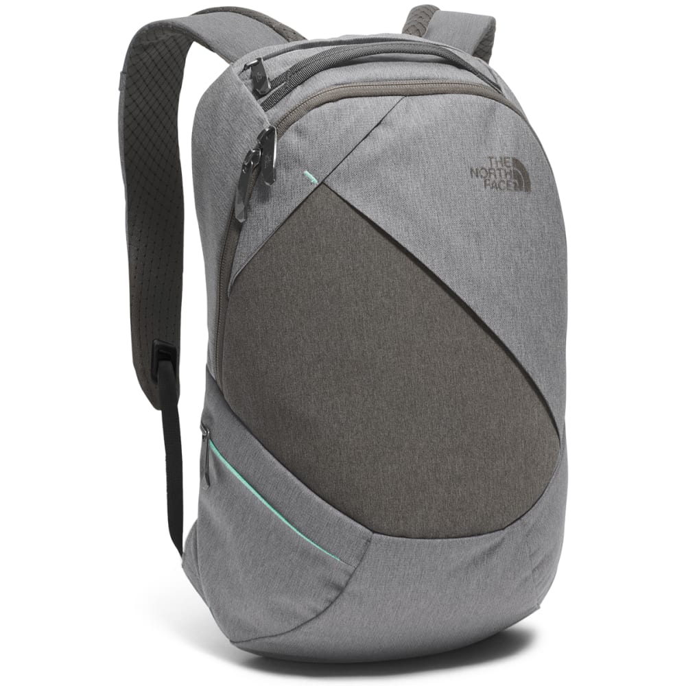 THE NORTH FACE Women's Electra Backpack - GREY HEATHER/GRN-LYX