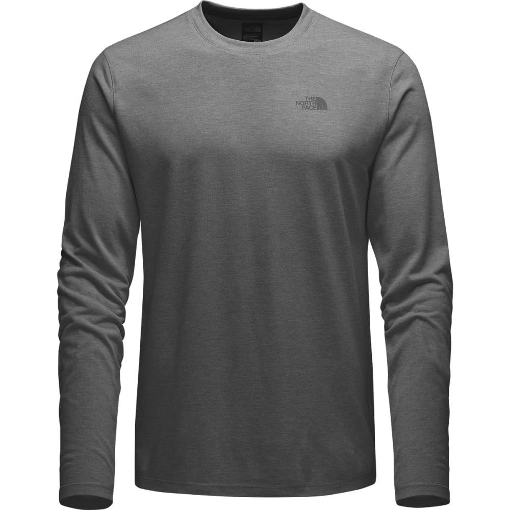 The North Face Men's Long-Sleeve Crag Crew - Black - Size M NF0A2TDH