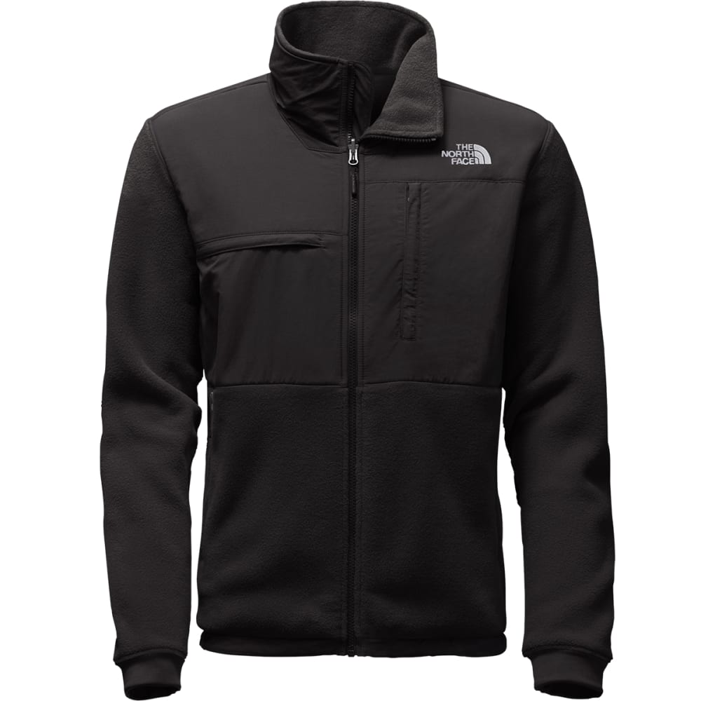 THE NORTH FACE Men's Denali 2 Jacket - LE4-RECY TNF BLACK