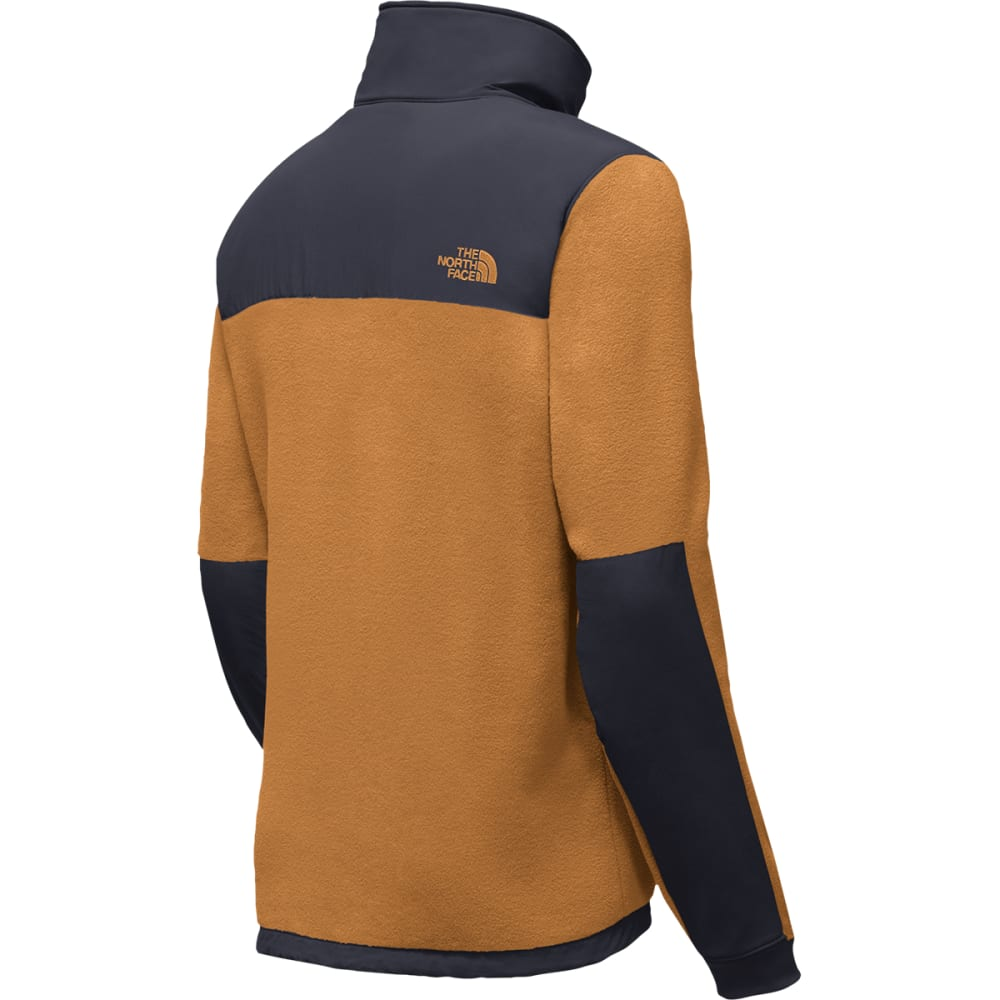 THE NORTH FACE Men's Denali 2 Jacket - RECYCLED DIJON BROWN