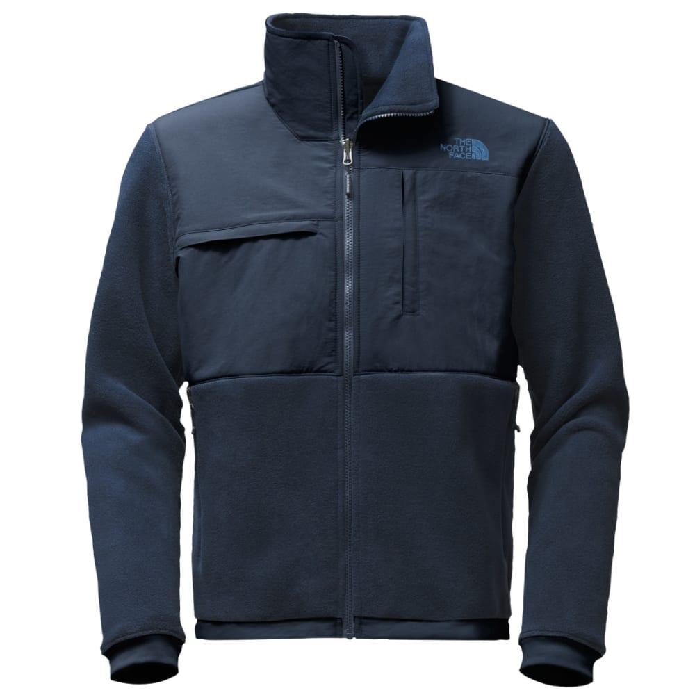 THE NORTH FACE Men's Denali 2 Jacket - LYV-RECYLD URBAN NVY