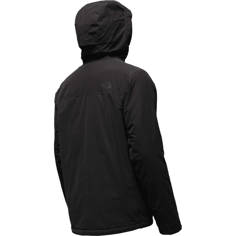 THE NORTH FACE Men's Canyonlands Triclimate Jacket - JK3-TNF BLACK