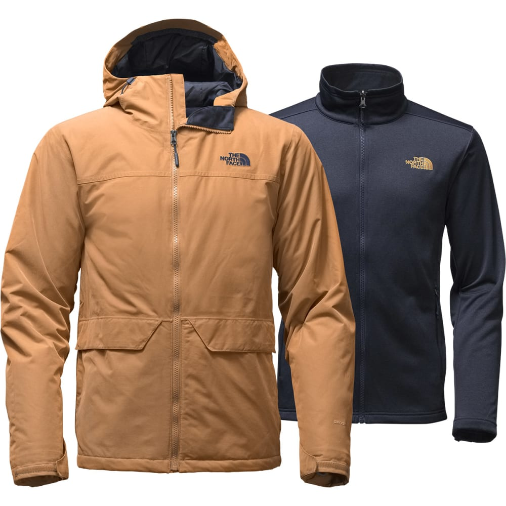 560421e8c THE NORTH FACE Men's Canyonlands Triclimate Jacket - Eastern ...