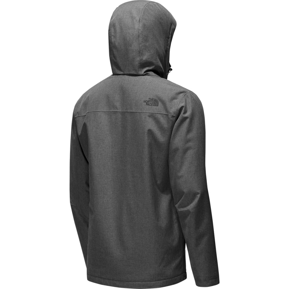 THE NORTH FACE Men's Inlux Insulated Jacket - DYY TNF MED GR HEATH
