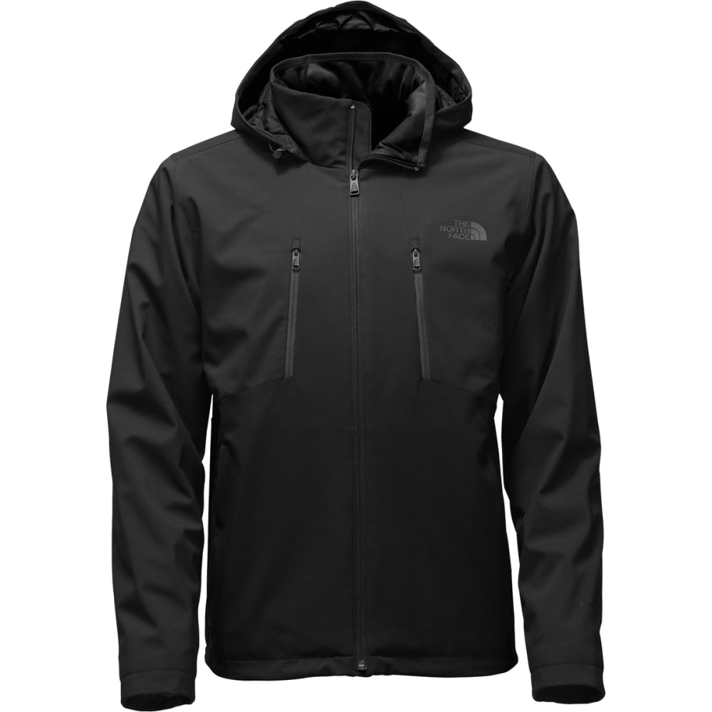 THE NORTH FACE Men's Apex Elevation Jacket - KX7-TNF BLACK