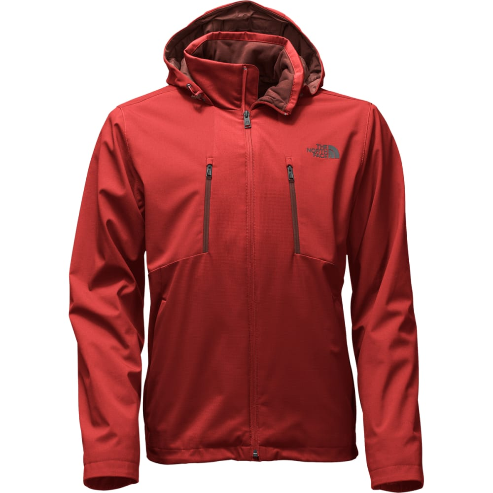 THE NORTH FACE Men's Apex Elevation Jacket - 3AG-CARDINAL RED