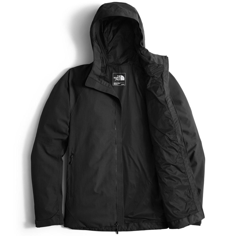 THE NORTH FACE Men's Fuseform Montro Jacket - TNF BLACK FUSE