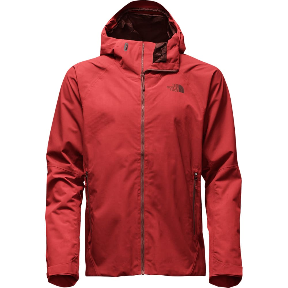 THE NORTH FACE Men's Fuseform Montro Jacket - CARDINAL RED FUSE