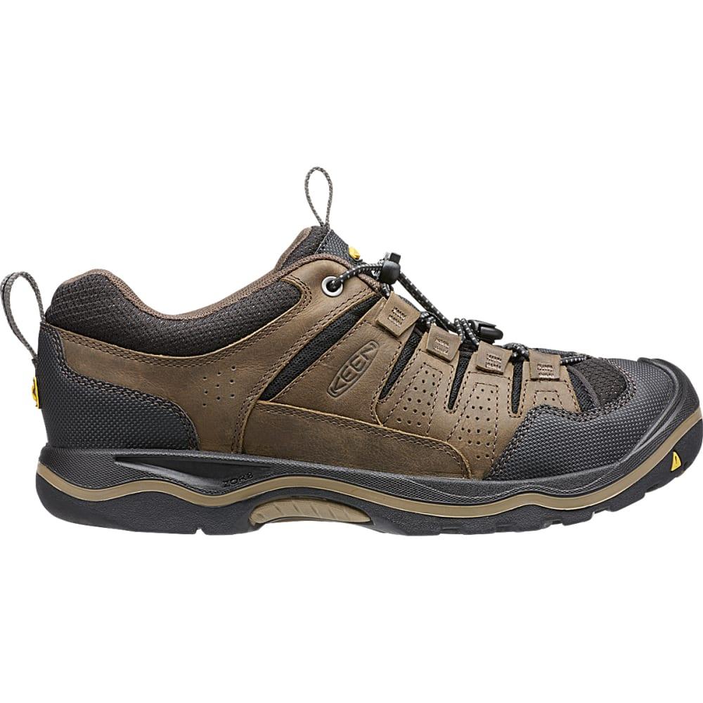KEEN Men's Rialto Traveler Walking Shoes, Brown - BROWN