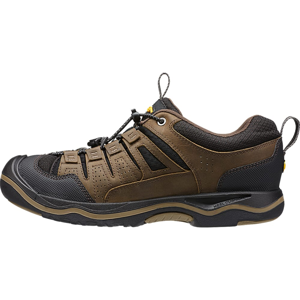 KEEN Men's Rialto Traveler Walking Shoes, Brown - BROWN