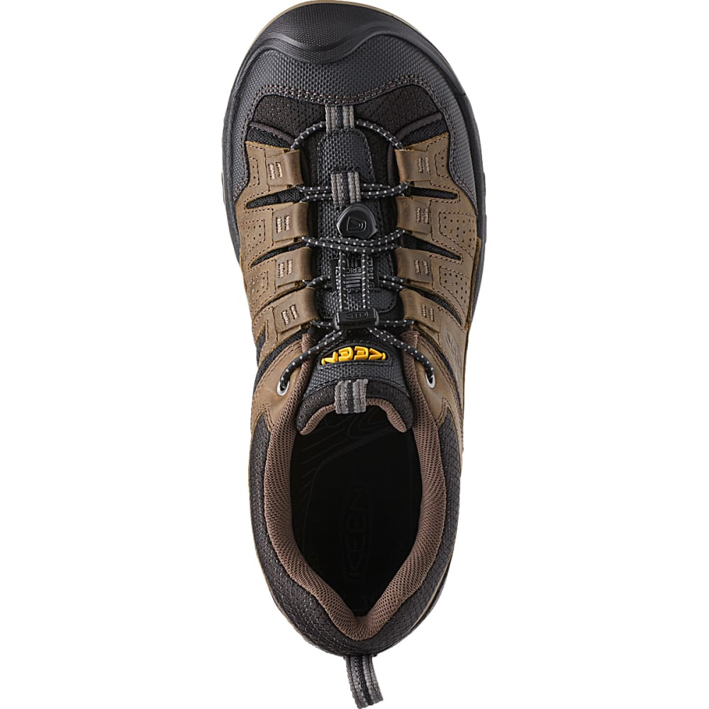 794c89d357 KEEN Men's Rialto Traveler Walking Shoes, Brown - Eastern Mountain ...