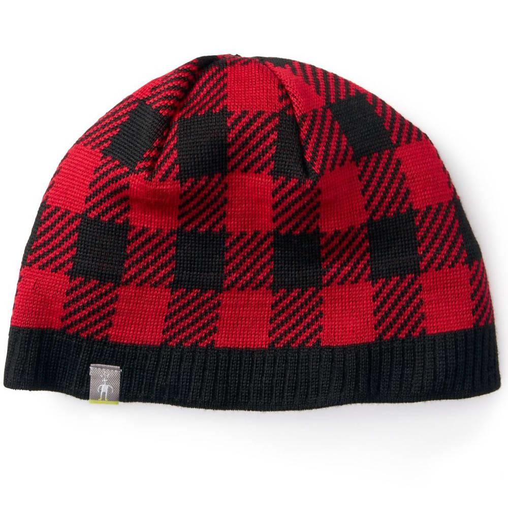 SMARTWOOL Men's Slopestyle Merino Hat - BRIGHT RED-627