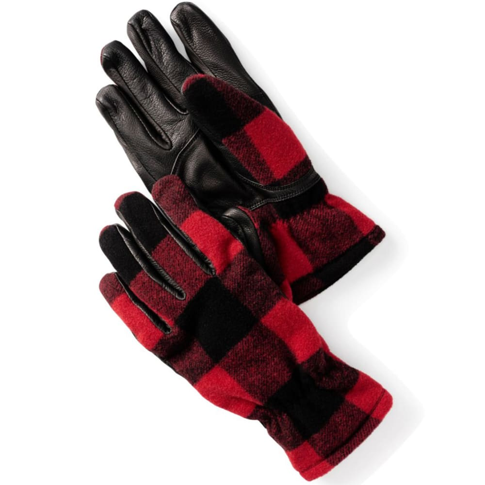 SMARTWOOL Men's Stagecoach Gloves - BRIGHT RED-627