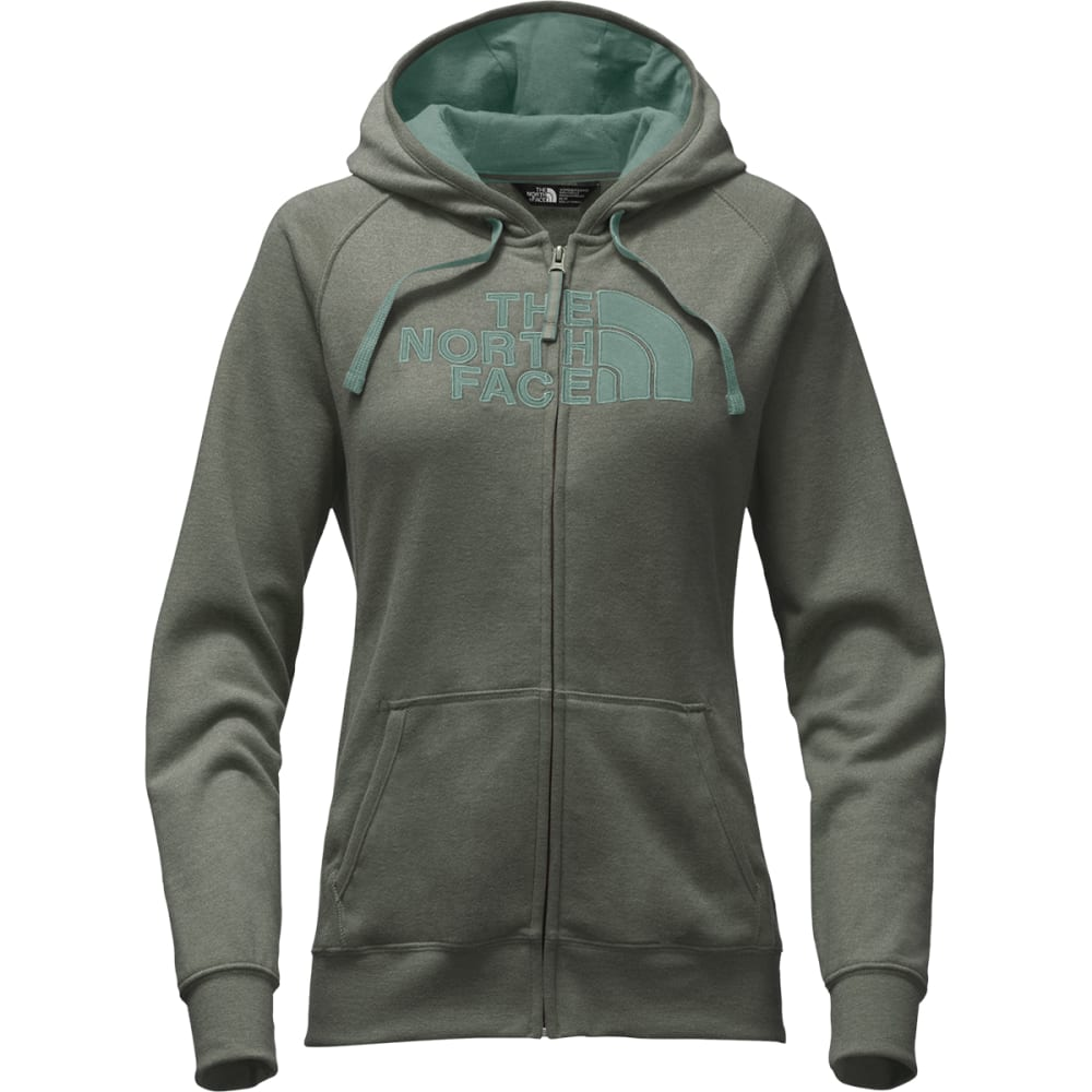 THE NORTH FACE Women's Avalon Full-Zip Hoodie - MHW-DKSPHL BLSM