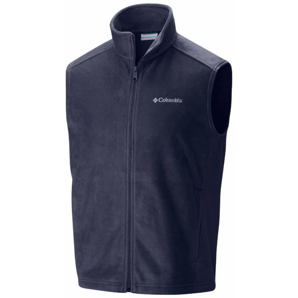 COLUMBIA Men's Steens Mountain™ Fleece Vest - COLLEGIATE NAVY-464
