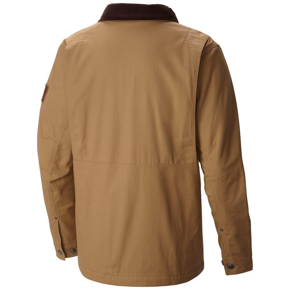 COLUMBIA Men's Loma Vista Flannel Jacket - DELTA