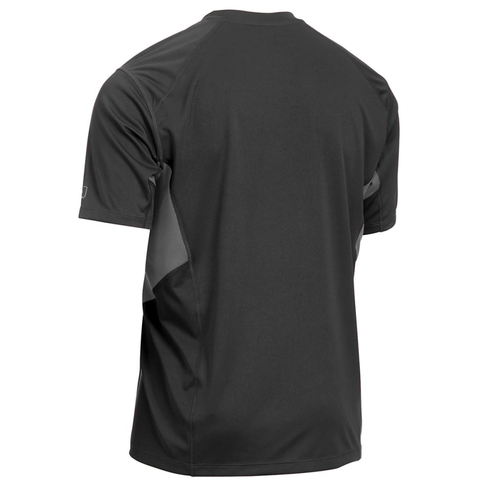 EMS® Men's Techwick Excel Run Tee - BLACK