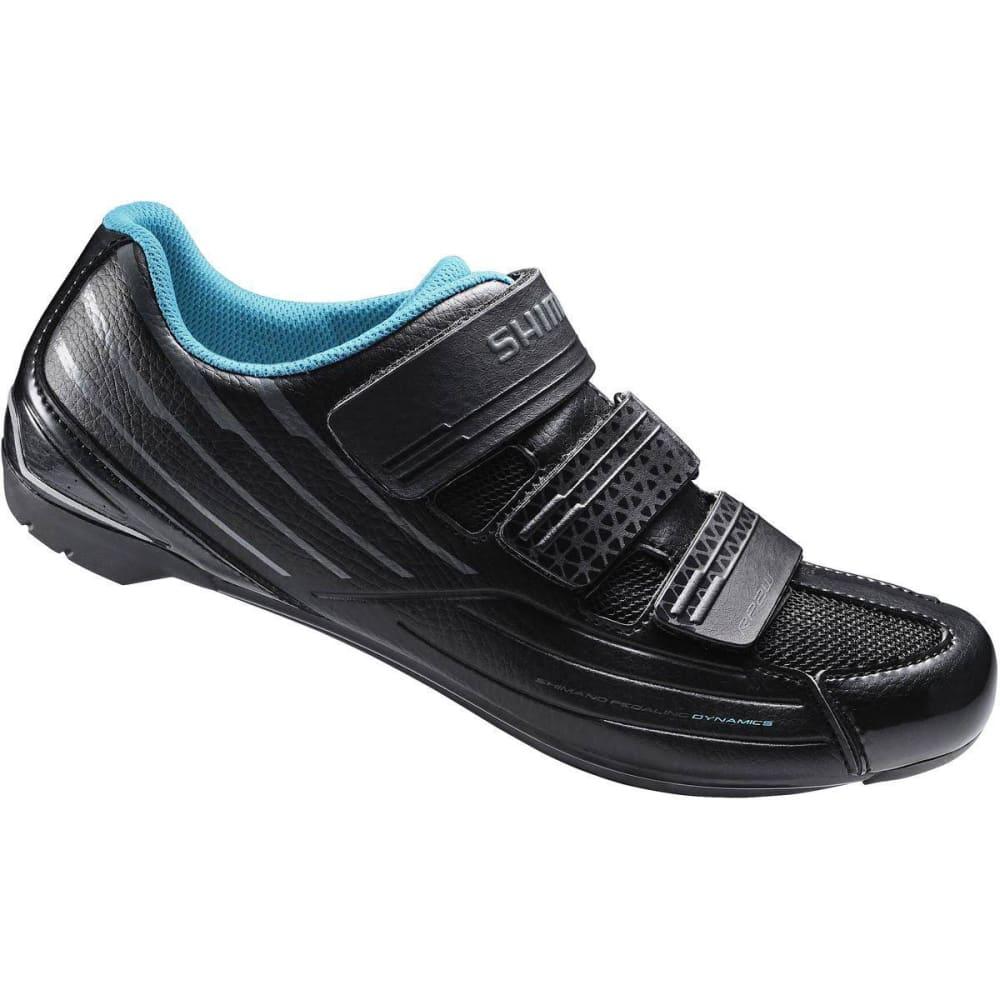 SHIMANO Women's RP2 Road Cycling Shoes - BLACK