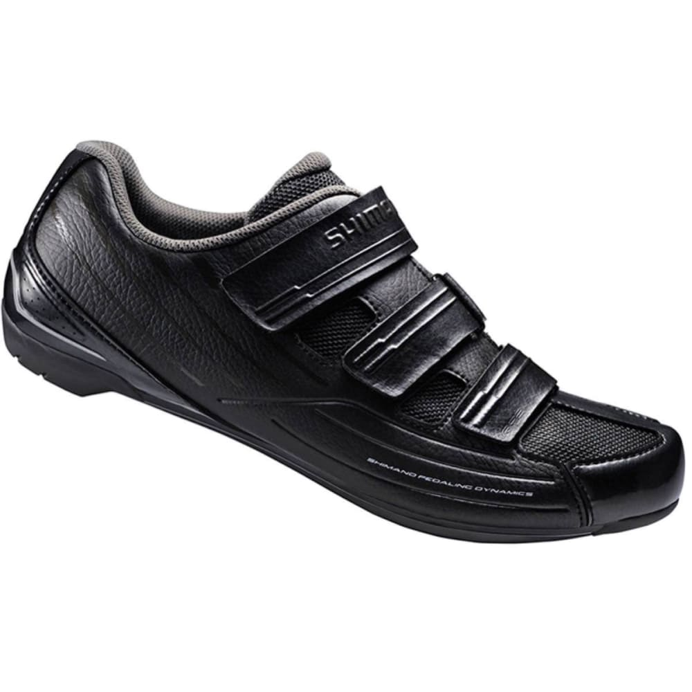 SHIMANO Men's RP2 Road Cycling Shoes - BLACK