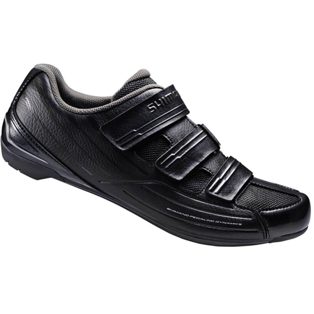 SHIMANO Men's RP2 Road Cycling Shoes - BLACK