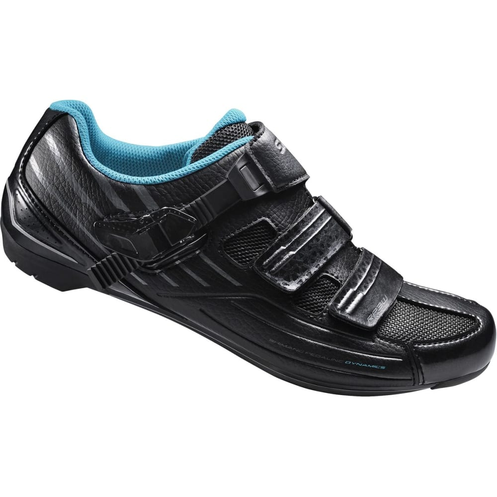 SHIMANO Wome's RP3 Road Cycling Shoes - BLACK