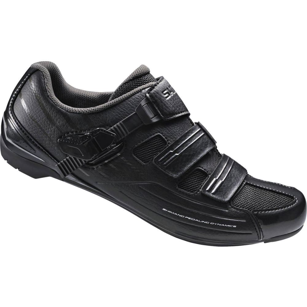 SHIMANO Men's RP3 Road Cycling Shoes - BLACK