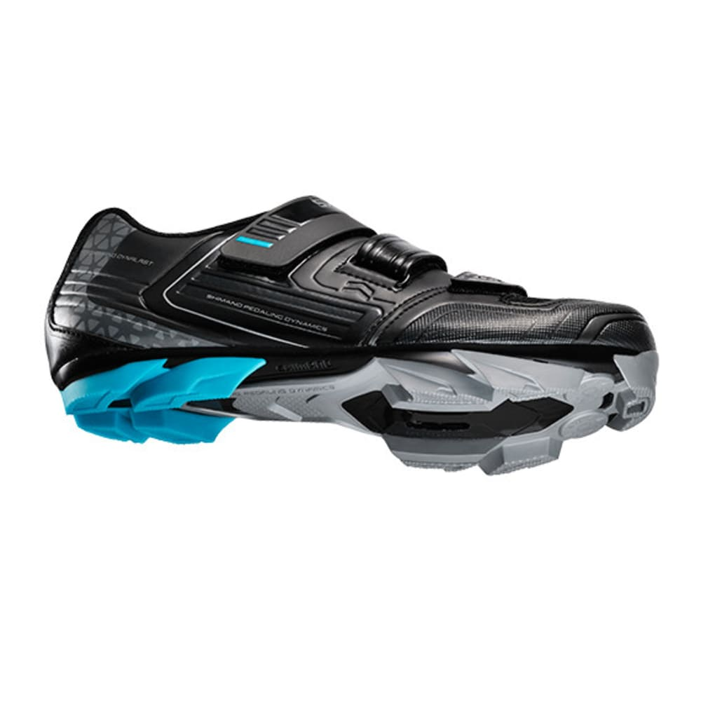 SHIMANO Women's Off-Road SH-WM53 Cycling Shoes - BLACK