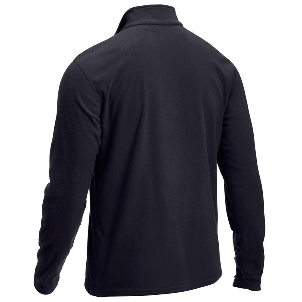 EMS® Men's Classic Micro Fleece ¼ Zip - BLACK