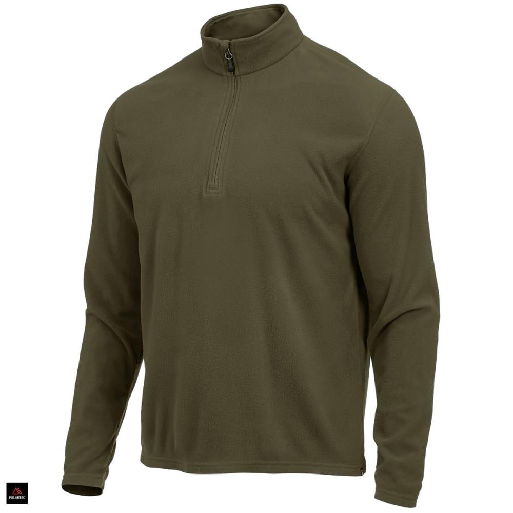 EMS Men's Classic Micro Fleece ¼ Zip - FOREST NIGHT