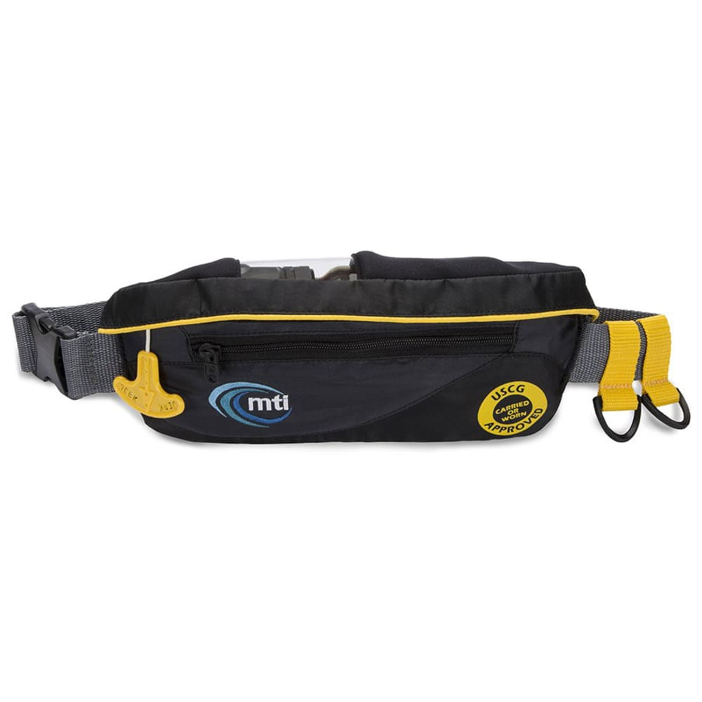 MTI SUP Safety Belt - BLACK/DARK GREY