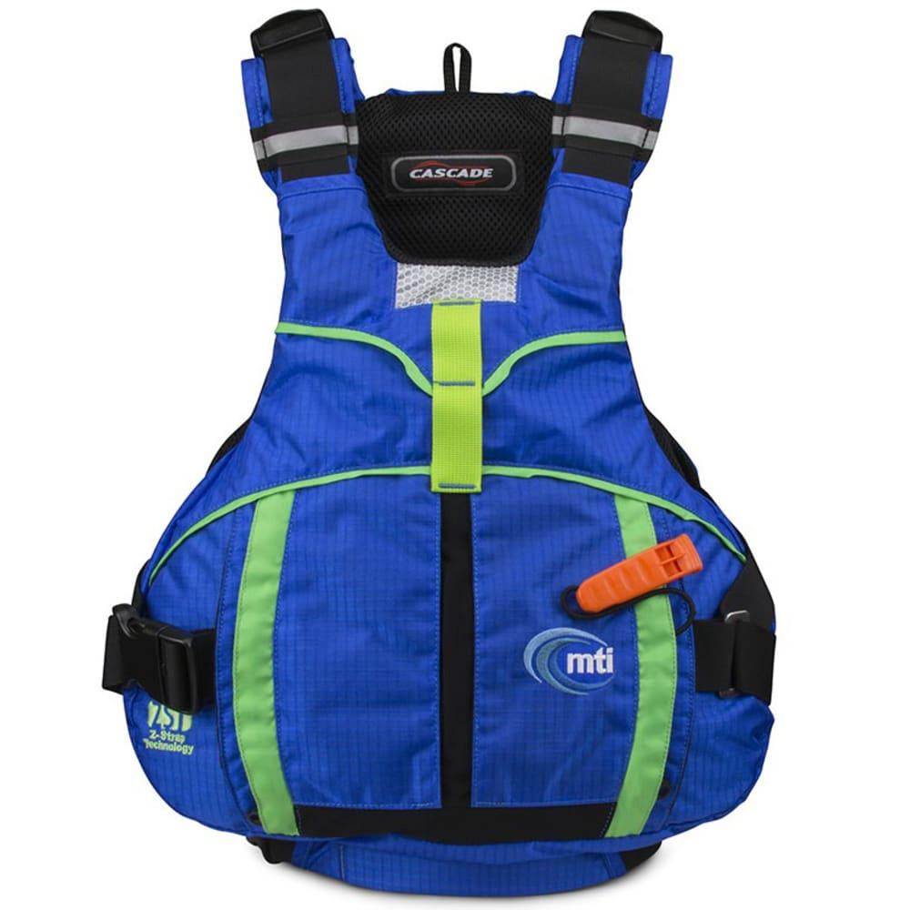 photo: MTI Cascade life jacket/pfd